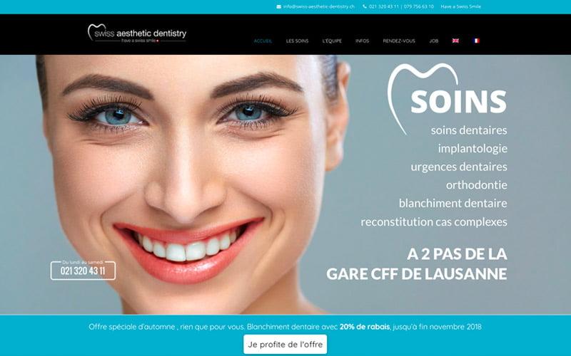 Swiss Aesthetic Dentistry